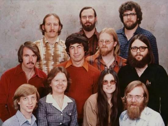 111 微软成立 40 周年 盖茨致信员工