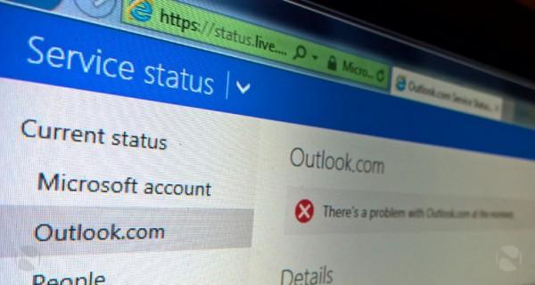 112 微软确认Outlook存在邮件收发异常情况 将尽快修复