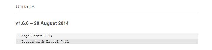 116 SpecialOne v1.6.6 Drupal企业模板(力荐)