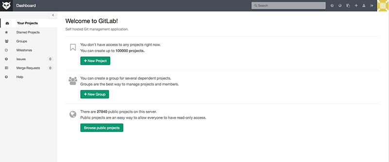 127 GitLab 7.10.0 Omnibus 分支发布