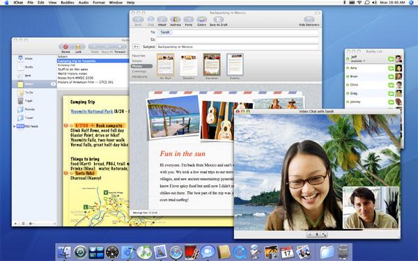30104515 IYZE 苹果发布 Mac OS X 10.10.3 拍照更方便了