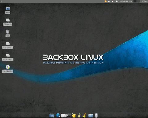 BackBox BackBox Linux 4.2 发布 基于 Ubuntu 的发行