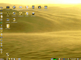"Toutou Linux 6.0 ""SlaXen RCX"" 发布"