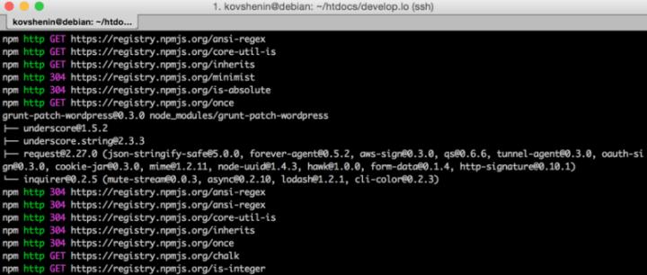 wordpress in node WordPress 4.3 将用 Node.js 重写