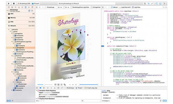 09075239 Wrxp 苹果向开发者发布 Xcode 6.3.2 GM版 修复 Bug