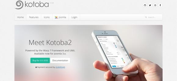 10 2015 年 15 个超棒的免费 Joomla 模板