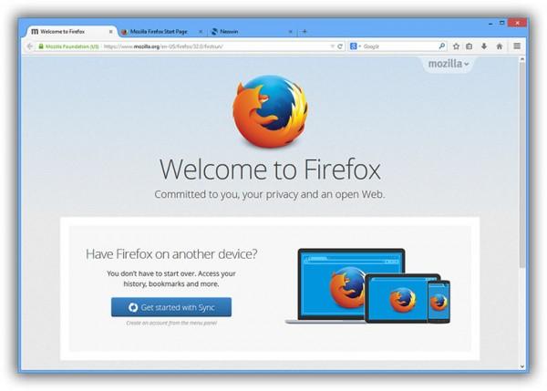 16051455 R1FM Mozilla Firefox 38.0.1 正式版发布