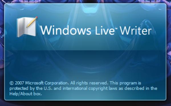 31075048 oL4a 开源版本 Windows Live Writer 即将推出