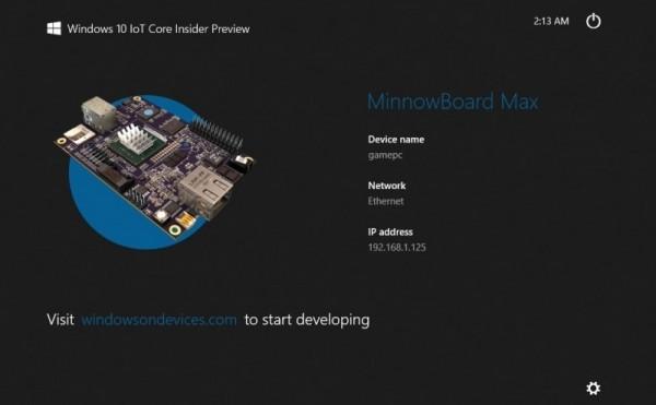 4 微软为树莓派2推出 Windows 10 预览版