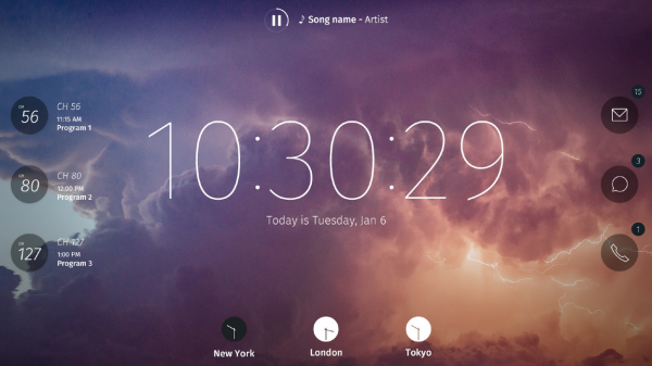 4 Mozilla 公布火狐 OS 电视版用户界面