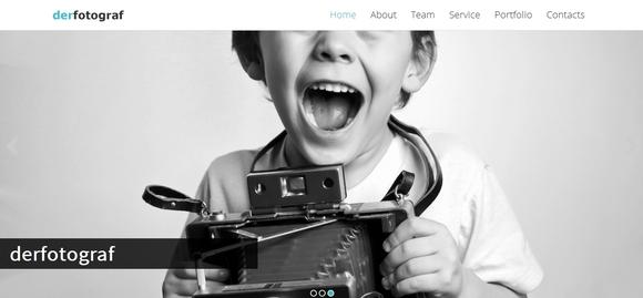 56 2015 年 15 个超棒的免费 Joomla 模板