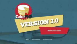 CakePHP 3.0.4 发布 PHP 开发框架