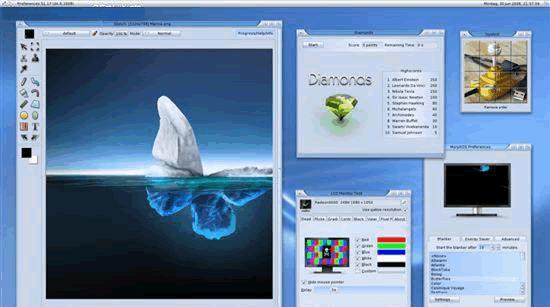 MorphOS MorphOS 3.8 发布 非主流操作系统