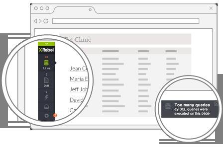 XRebel XRebel 2.0.1 and 2.0.2 发布 交互式分析器