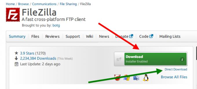 0 SourceForge 接管网络安全审计软件 Nmap