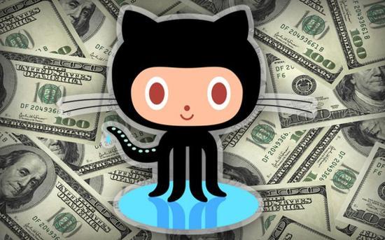 103455 tXEI 113490 GitHub 正寻求 2 亿美元B轮融资
