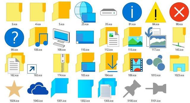 29070356 FPbL 从扁平到立体:Windows 10 图标的演化