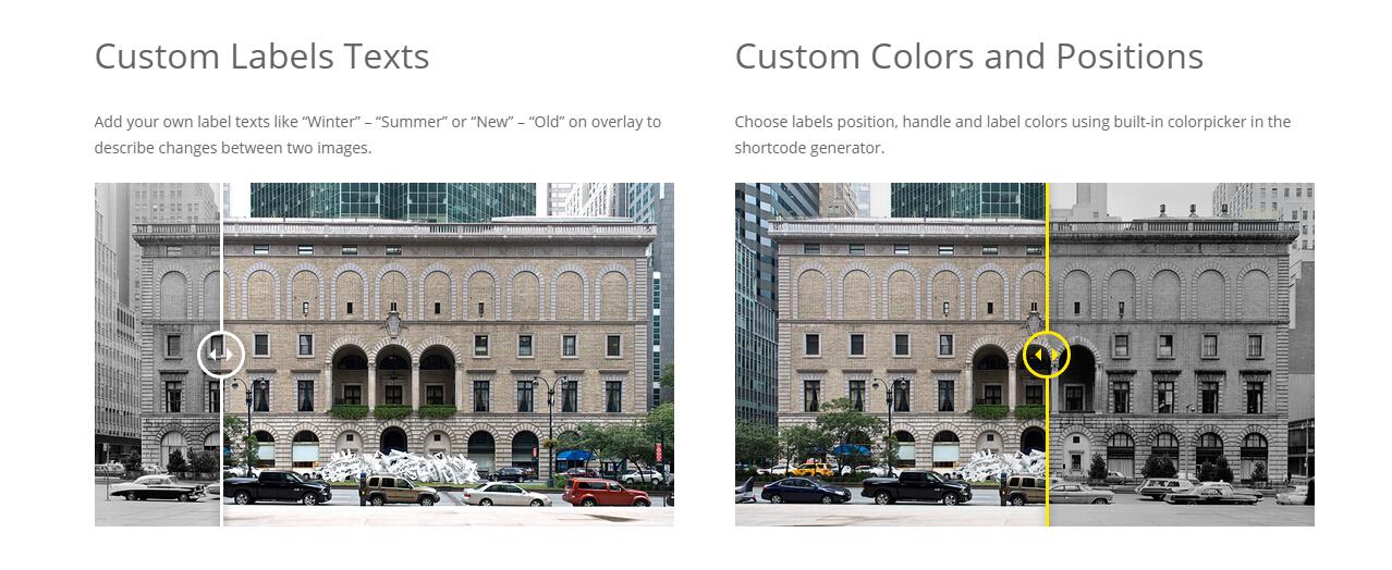 3 Smart Before After Viewer v1.4.1 图片视觉差异对比插件