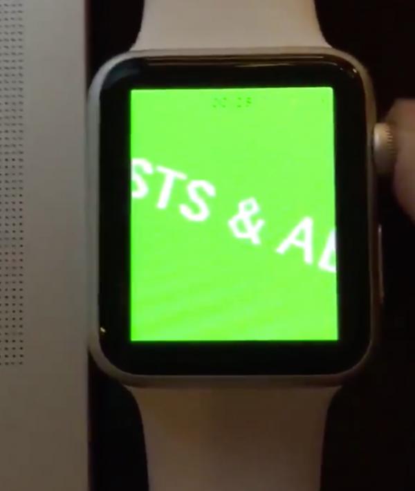7 开发者破解 Apple Watch 运行真正 UIKit 应用