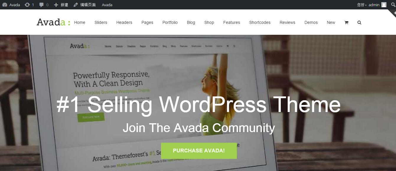 78 Avada v3.8.4如何导入演示数据?