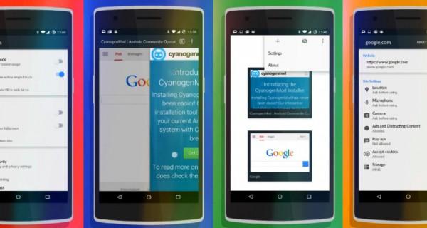 02075803 uzv5 CyanogenMod 正在开发 Gello 浏览器