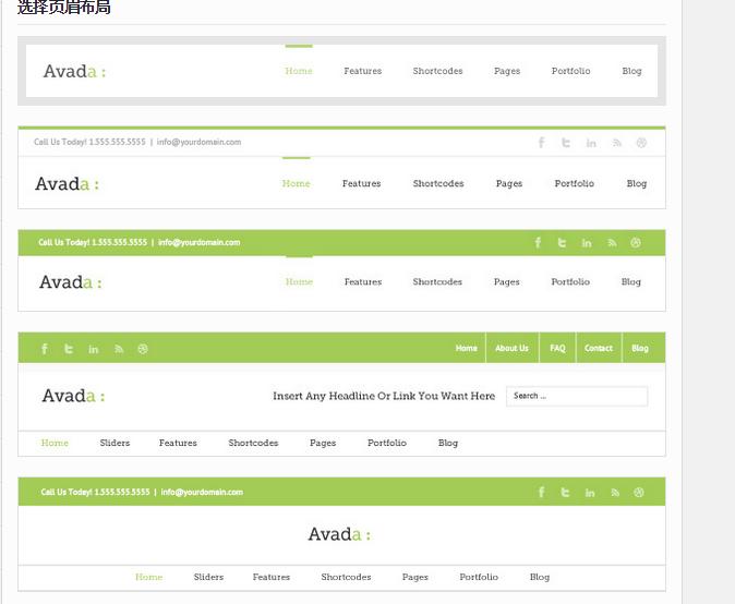 09 使用Avada构建响应式外贸网站