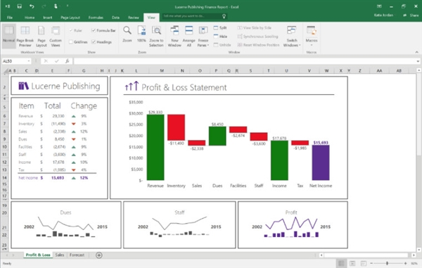 2 Office 2016 预览版更新了:新功能很强大!