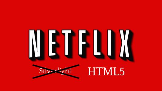 22 微软终于要抛弃 Silverlight 拥抱 HTML5