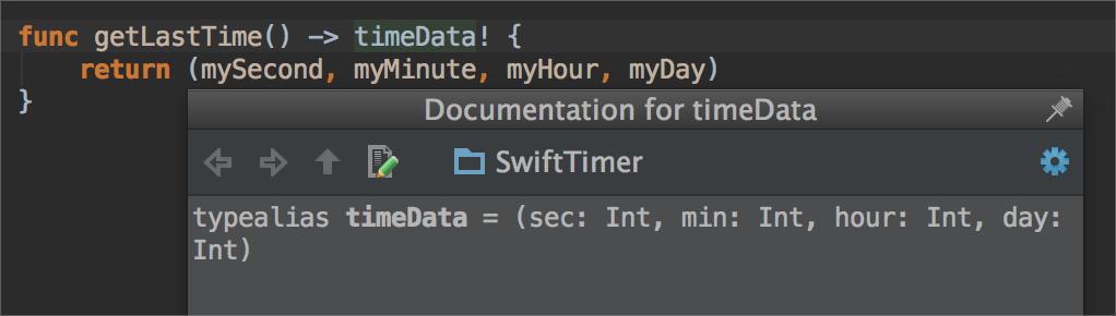 AppCode1 AppCode 3.2 EAP 更新 提供 Swift 快速文档