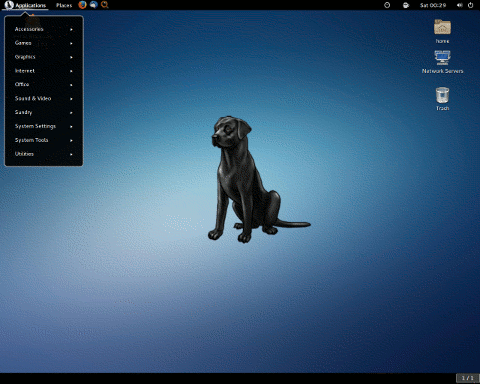 Black Lab Black Lab 企业 Linux 6.6 发布