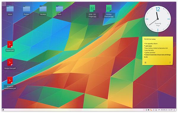 KDE Frameworks  KDE Frameworks 5.13.0/Plasma 5.4 Beta 发布