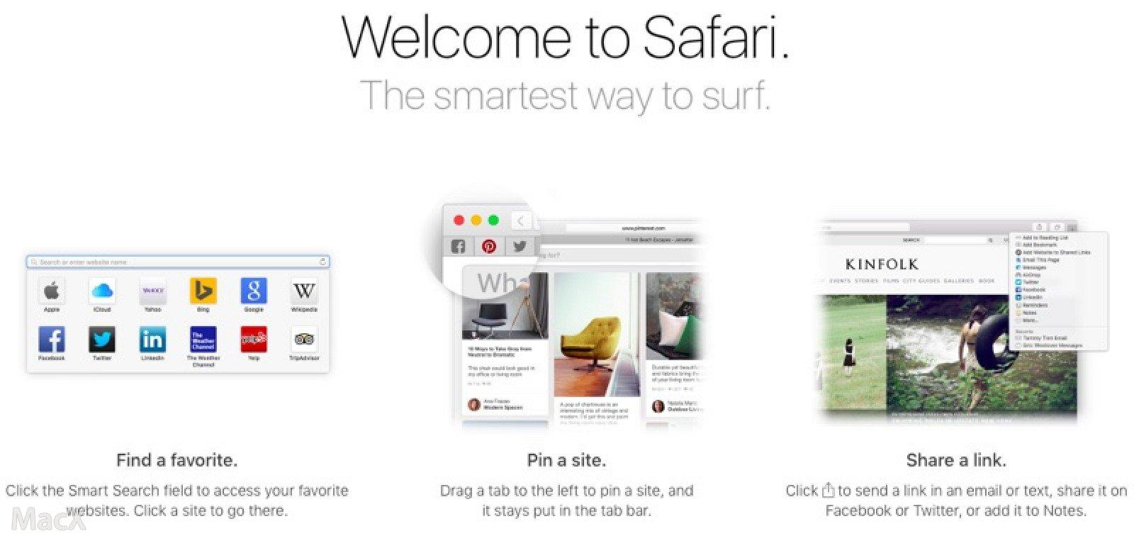 OS3 苹果发布 OS X El Capitan 第五个公测版