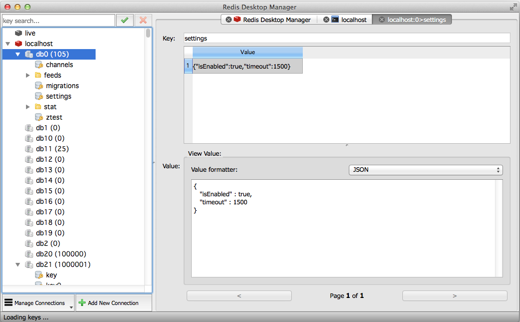 RedisDesktopManager RedisDesktopManager 0.8.0 RC2 发布