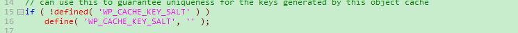 224 解决一台服务器下多个wordpress网站使用Memcached缓存冲突的问题