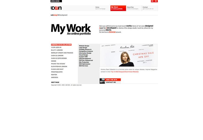 5 响应式网站建设如何在网页设计中使用留白