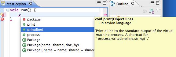 Ceylon IDE1 Ceylon IDE 1.2.0 首个维护版本发布