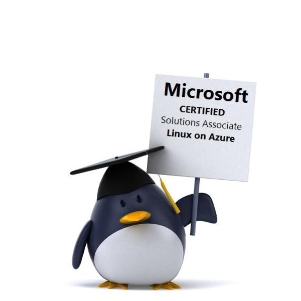 Linux on Azure 微软今起开始颁发 Linux on Azure 认证