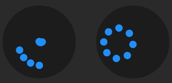 Loading4 7 款华丽的 HTML5 Loading 动画特效