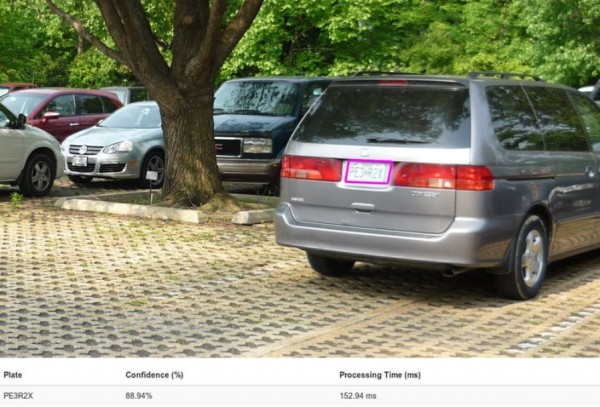 OpenALPR 用开源软件 OpenALPR 做自己的车牌识别系统