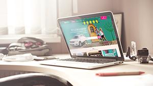 平台功能型网站设计定制