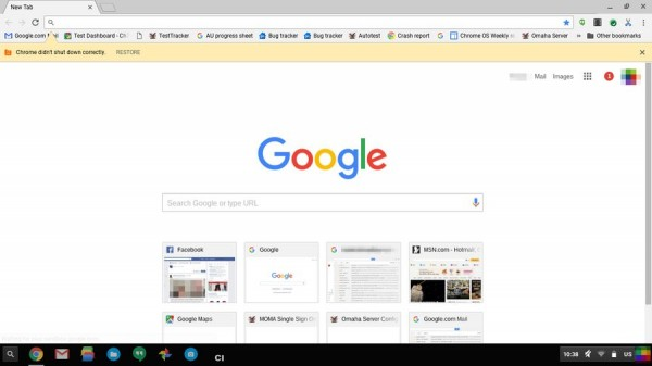 31082019 3xIE 采用 Material Design 的 Chrome 会是什么样子