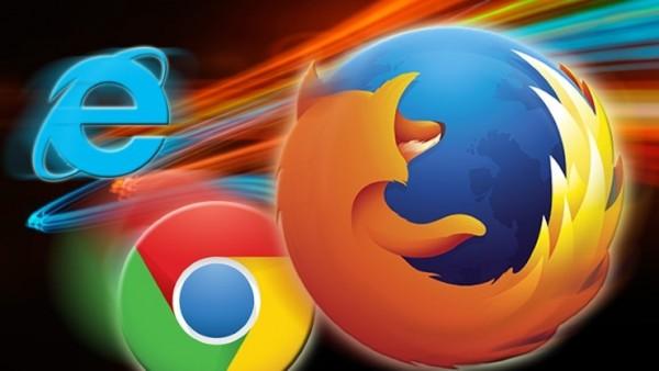 Firefox2 微软:Chrome和Firefox用户也应更新IE浏览器