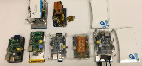 手机大小 Linux 服务器问世 采用电池供电-芊雅企服