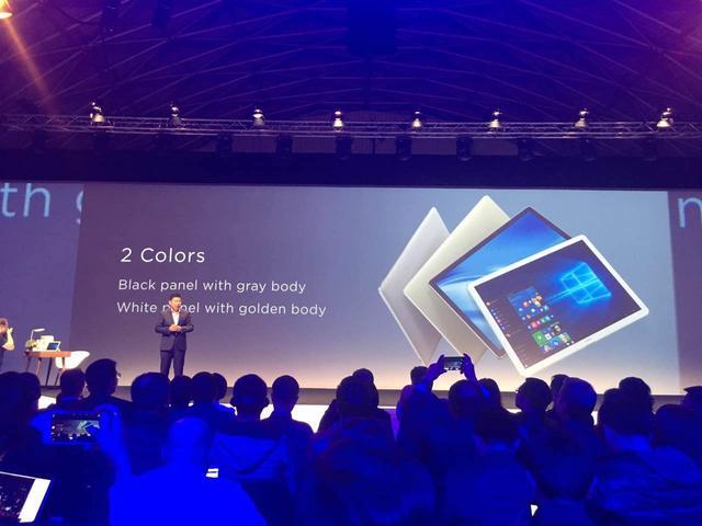 3 华为发布首款笔记本 MateBook 售价5800元起