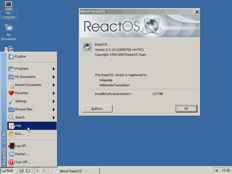 ReactOS 0.4.0 发布 类 XP 的操作系统-芊雅企服
