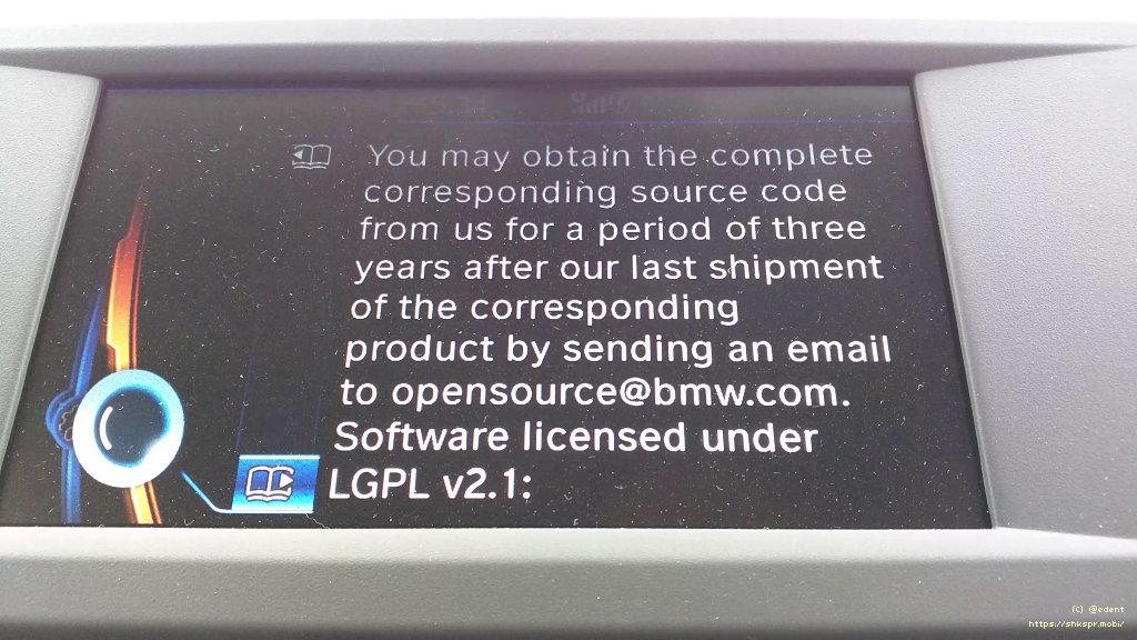宝马遵循 GPL 开源许可证协议-芊雅企服