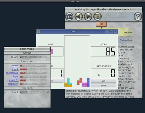 20083023 pU9w Genode 16.02 发布 支持 RISC V CPU 架构