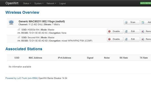 OpenWrt 15.05.1 发布 支持诸多新设备和新功能-芊雅企服
