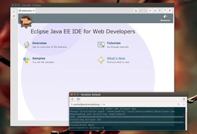 Ubuntu Make 16.03 发布 Ubuntu 开发者工具中心-芊雅企服