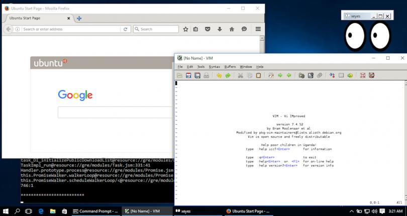 不仅是命令行,Windows 10 也可以运行 Linux 的图形界面程序了-芊雅企服